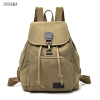 New 2017 Women Backpack Cotton Fabric 4 Colors Lady Women S Backpacks Female Casual Travel Bag