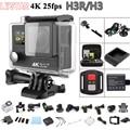 Original  H3 / H3R Remote Action Camera Ultra HD 4K WiFi 2.0 LCD 170 lens Dual Screen Waterproof Helmet MINI Camcorder
