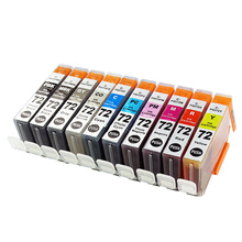 vilaxh PGI-72 PGI 72 Compatible Ink Cartridge For Canon PGI72 PIXMA PRO-10 Printer