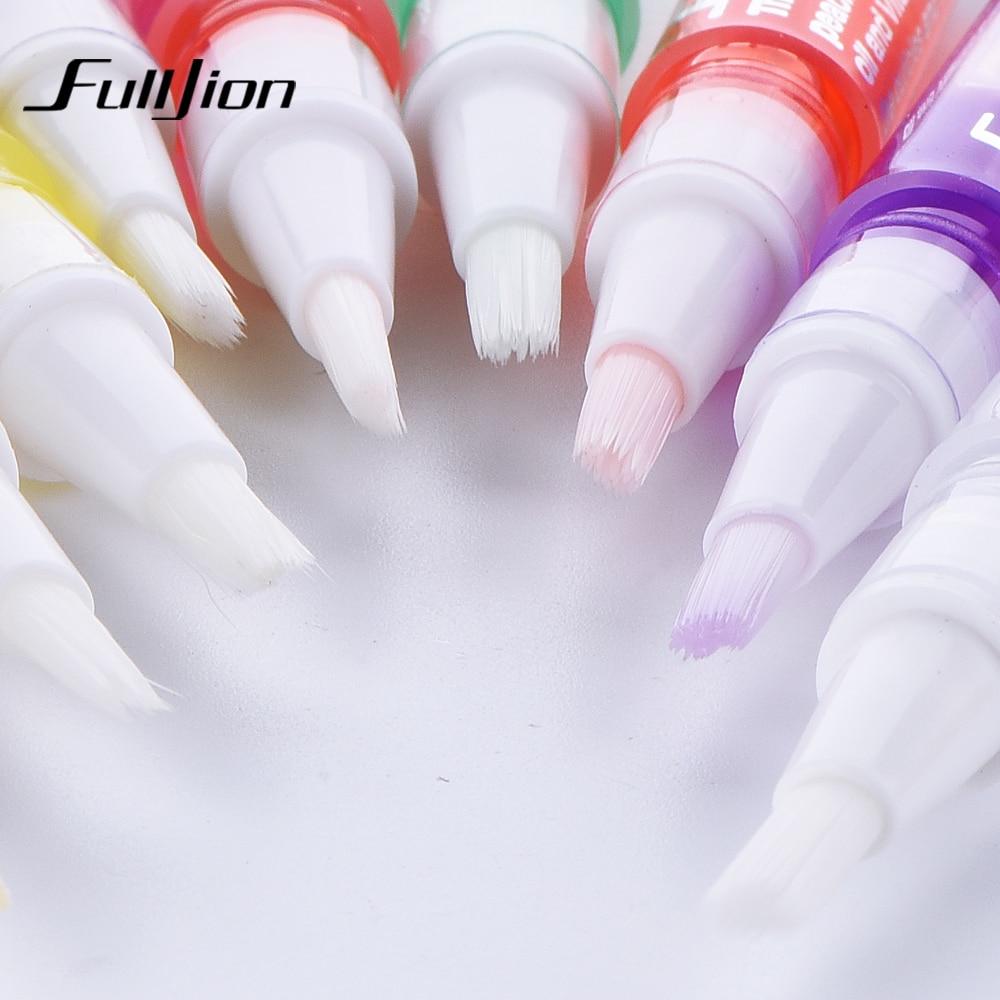 Fulljion 1pc New Cuticle Revitalizer Oil Nail Art Treatment Manicure ...