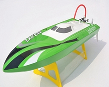M455 Fiber Glass RC Racing Boat Monohull Pre-painted Bare Hull Only KIT Mini Small RC Boats