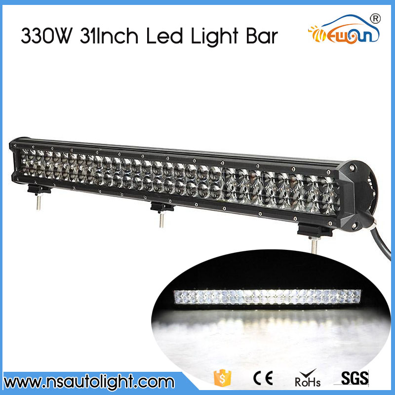 31 330W for P HILIPS LED Light Bar Combo Beam Offroad Led Bar Light 12V 24V LED Work Lamp For ATV SUV 4WD 4X4 Truck Pickup hj 028 1157 11w 1000lm 6500k 11 smd samsung 2323 led white light car foglight w convex lens 10 3