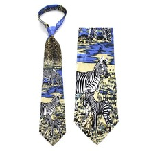 Men Design Tie Flag