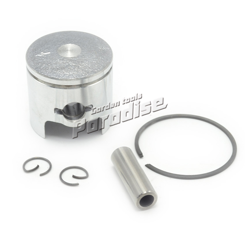 3800 38CC Chainsaw Piston kit with Piston Ring 39mm Diameter for Zenoah Poulan 3800 Chainsaw Engine aluminum water cool flange fits 26 29cc qj zenoah rcmk cy gas engine for rc boat
