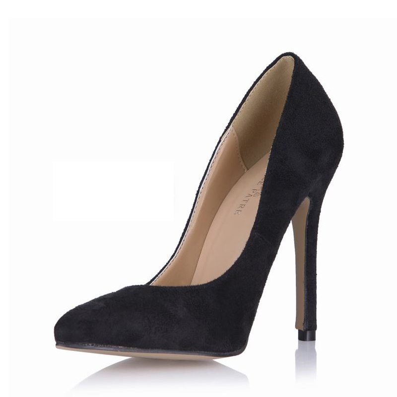 Sexy high heels women shoes woman pumps zapatos mujer tacon sapato feminino  ladies party club wedding valentine shoes plus size-in Women s Pumps from  Shoes ... 618d4503cabd