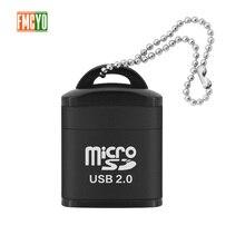Mini Micro carte SD téléphone portable haute vitesse TF lecteur de carte mémoire ordinateur voiture haut parleur lecteur de carte