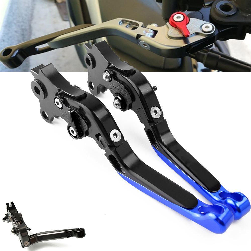 For Suzuki GSXR600 2004 2005 GSXR750 K4 K5 GSXR1000 K7 K8 2007 2008 Motorcycle Accessories CNC Brake Clutch Levers in Levers Ropes Cables from Automobiles Motorcycles