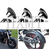 Universal Motorcycle Front Rear Wheel Hugger Fender Mudguard Mud Splash Guard For Suzuki Honda Yamaha Kawasaki BMW Ducati KTM