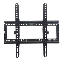 Adjustable Universal TV Wall Mount Bracket Fixed Flat Panel TV Frame for 26 55 Inch LCD LED Monitor Flat Panel TV Stand Tilt