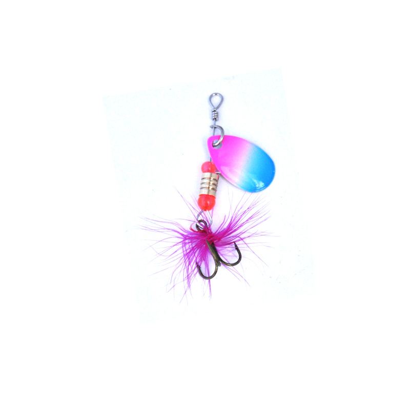 OLOEY Fishing Spoon Fishing Lures Pesca Wobblers Spinner Baits Shads Sequin Metal jigging for Carp Fishing Topwater Isca Bass-in Fishing Lures from Sports & Entertainment