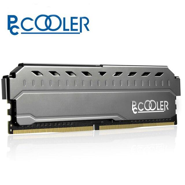 Pccooler 4 ГБ 8 ГБ 16 ГБ 3200 ПК Оперативная память модуль компьютерный Рабочий стол 4G 8G 16G DDR4 PC4 3200 МГц 2400 МГц 2666 МГц 3000 МГц DMII 1