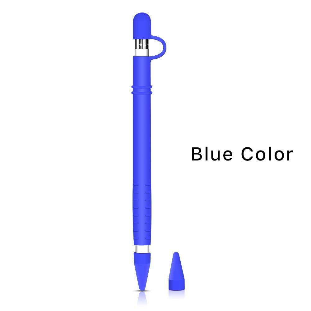 apple pencil  case blue