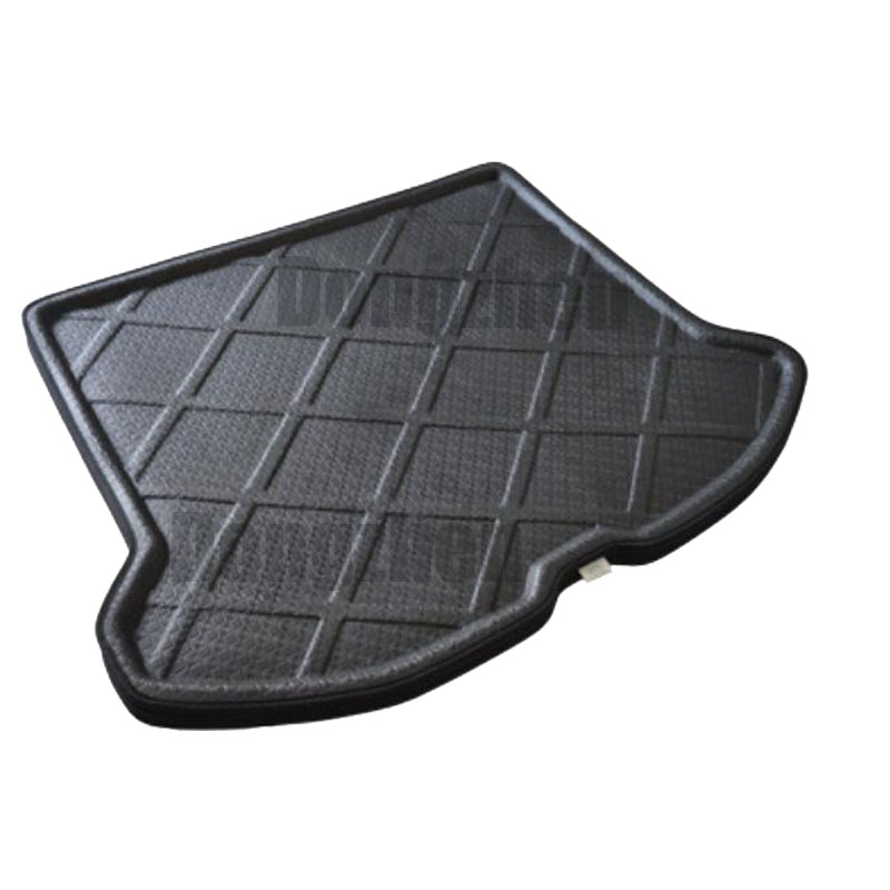 Car Auto Rear Trunk Mat Boot Liner Cargo Floor Mat Tray Sticker Dog Pet Cover fit