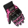 Pro Biker Fashion Motorcycle Gloves Full Finger Men Women Motos Sports Motorbike Motocross Protective Gear Racing Glove M - XXL