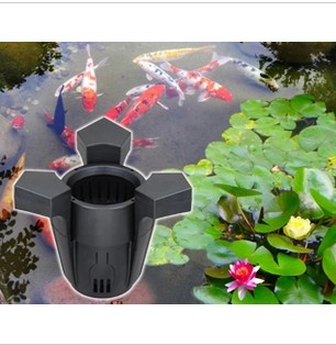 px scl boyu estanque de peces de estanque colector escombros caja de recogida de
