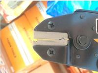 1pcs Line pressing pliers for U type 6.3 terminal  wire pressed connector|connector press|pliers connectors|pliers types -
