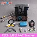 MyFlyDream 12CH МФД Автоматический Антенный Tracker Tracker V5.0 Комбинированный Включая ААТ ААТ Драйвер USB-TTL КОНЦЕНТРАТОР