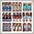 2015 Девушки одежда наборы 2 шт. leisure suit дети модные девушки одежды костюм детский летний костюм случайным набором DS20
