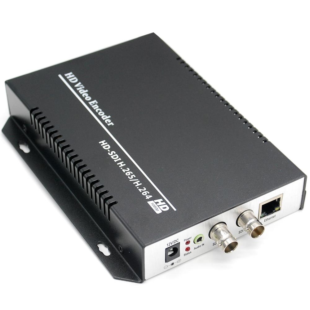URay HEVC H.265 /H.264 HD / 3G SDI IP-yə canlı yayımlanan video - Evdə audio və video - Fotoqrafiya 3