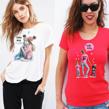 Super Mom T shirt Women Mothers Love Print White T-shirt Harajuku TShirt Tops tee Femme Vogue Summer Mama