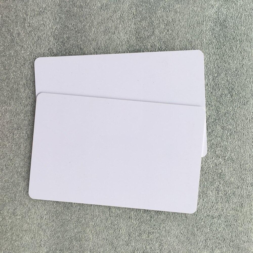 Factory Wholesale 1000pcs 13.56Mhz LEGIC Prime MIM256 Blank Pvc Contactless Ic Card