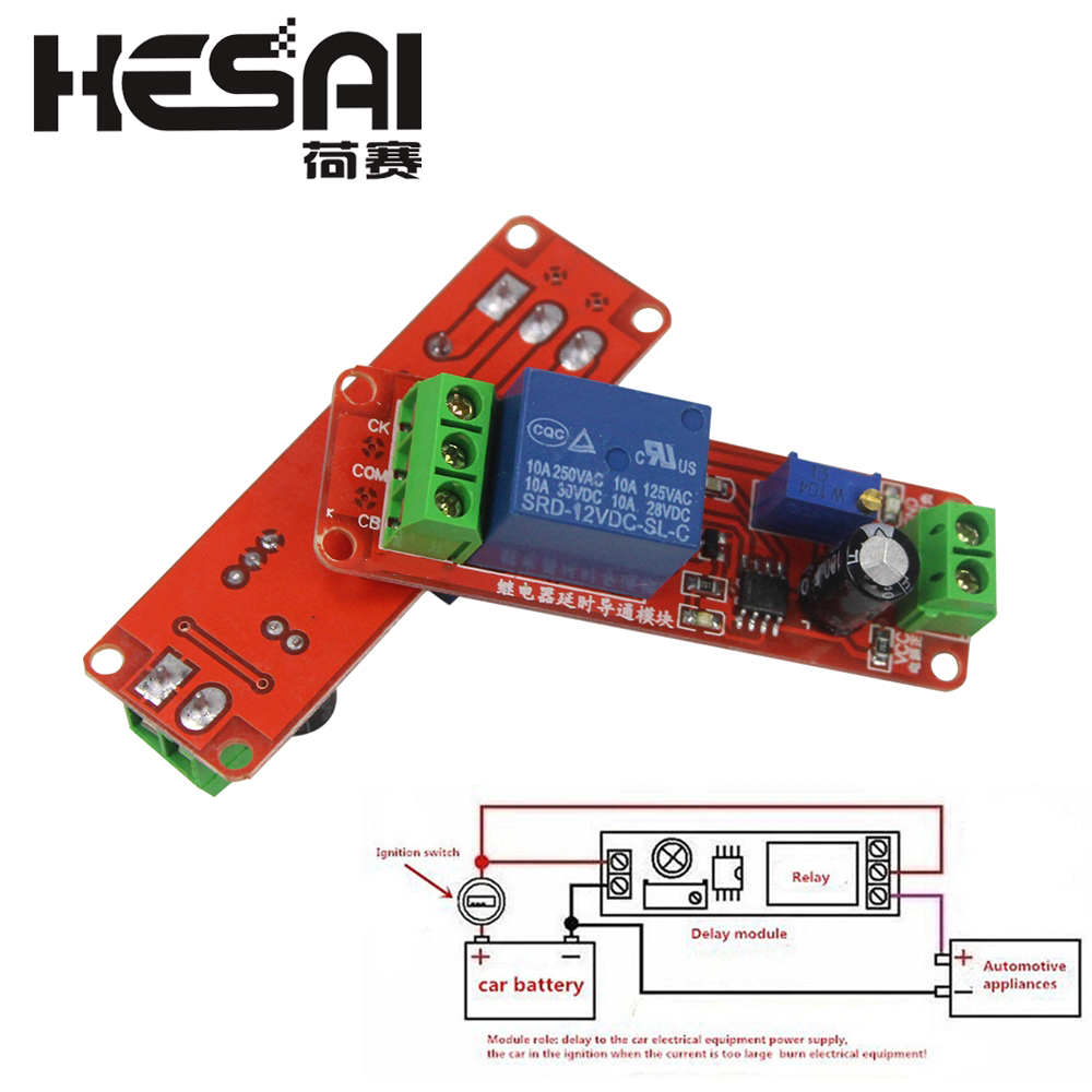 ᐃ Buy switch delay relay 12v and get free shipping - 15691dm4 Dayton Gas Heater E A Wiring Diagram on