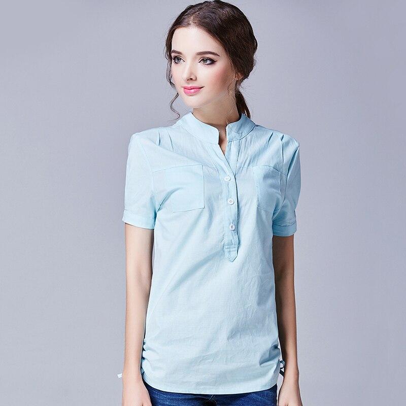 Aliexpress.com : Buy 2015 New Women Summer Casual Blouse Casual ...