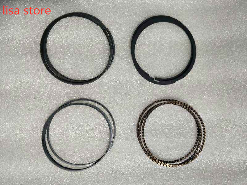 Engine Piston Ring Set for <font><b>Toyota</b></font> <font><b>LAND</b></font> <font><b>CRUISER</b></font> BUNDERA PRADO Hardtop J7 <font><b>J9</b></font> KZJ90 KZJ95 1KZ-T 1KZ-TE 13011-67030 image