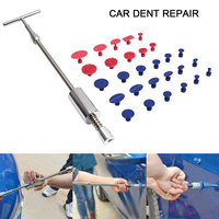 Auto Paint Dent Repair Tools T Type Puller Car Body Suction Cup for Dent Removal Paintless Dent Repair