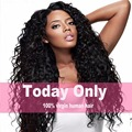 Rosa Hair Products Mongolian Kinky Curly Hair With Closure Afro Kinky Curly Hair Bundles With Closure Tissage Bresilienne