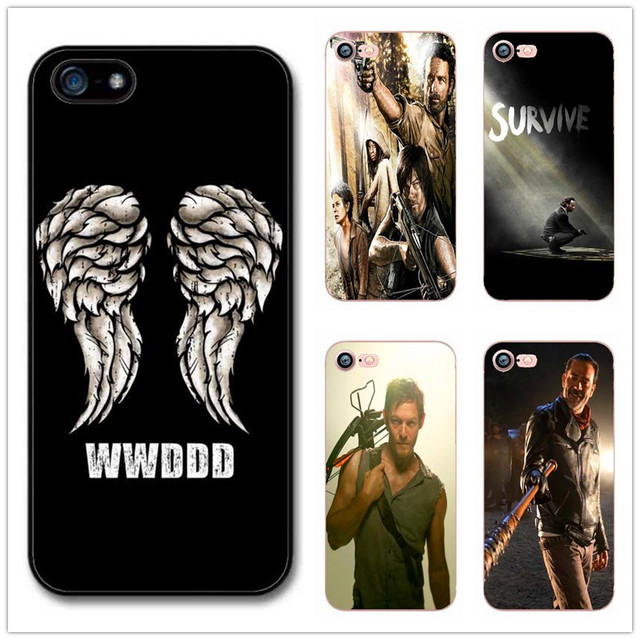 coque iphone 7 plus the walking dead