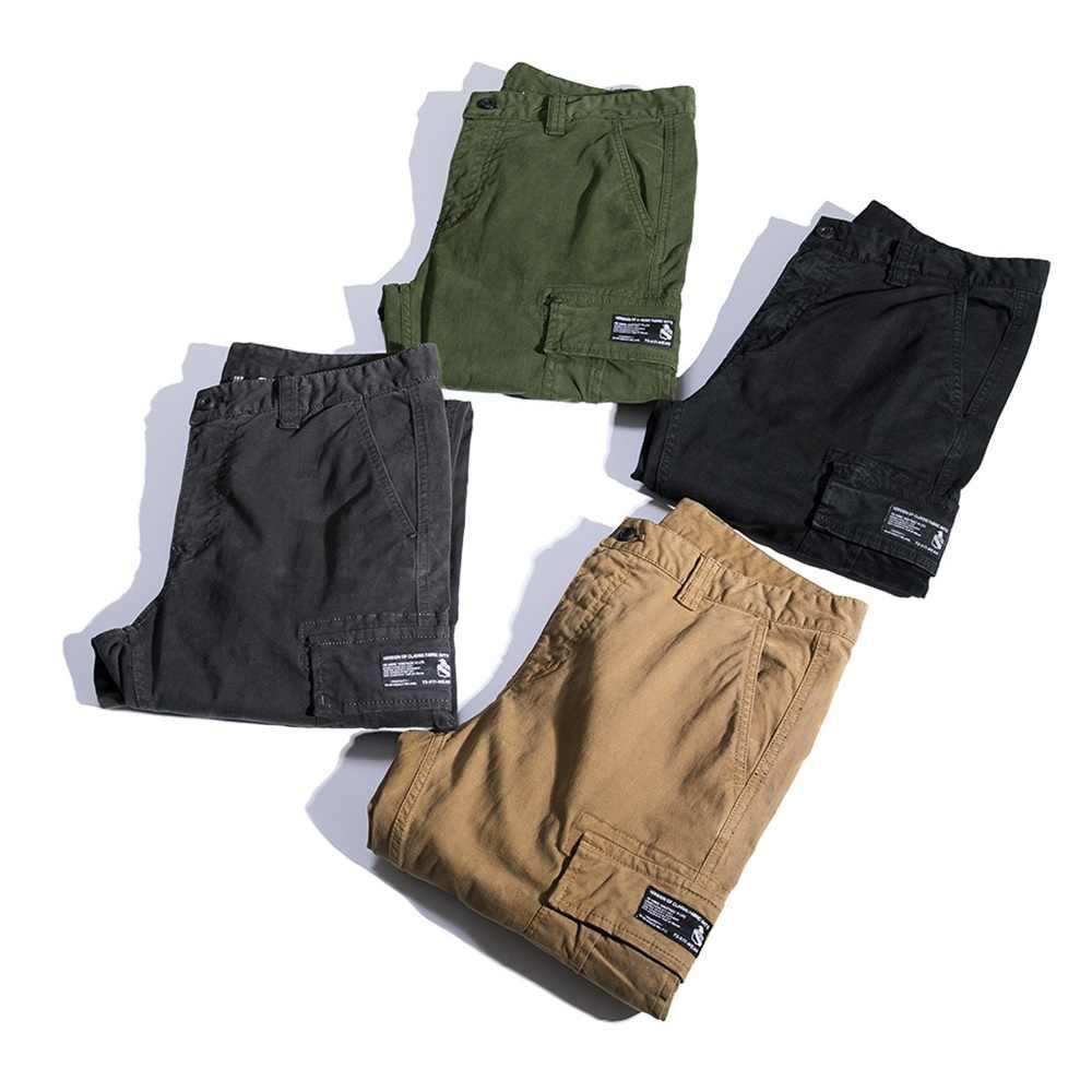 ICPANS pantolon 2018 moda pamuk askeri taktik siyah haki ordu pantolon erkekler rahat kargo pantolon erkekler ince pantolon büyük boy pantolon