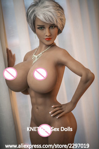 Image 3 - KNETSCH Lifelike Big Breast 150cm Silicone Sex Doll Realistic Vagina Anal Oral Adult Love Dolls TPE Sex Toys For Men Masturbator