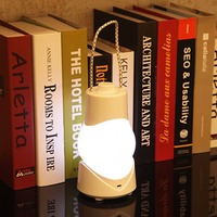 ICOCO Creative LED Night Light Portable Hanging Lamp USB Rechargeable Dimmable Energy Saving Desk Lamp Emergency