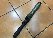 New LCD Ceramic hair curler