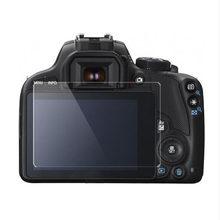 Szkło hartowane do aparatu Nikon D5300 D5500 D5600 lustrzanka cyfrowa LCD folia ochronna na ekran wyświetlacz pokrywa ochronna