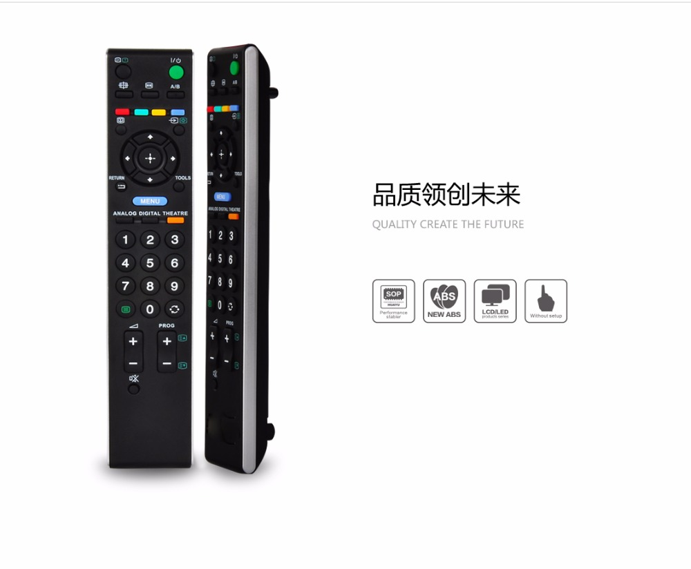 universal remote control suitable for Sony Bravia TV l RM-ED