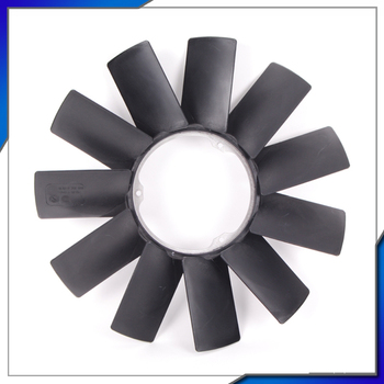 Auto Parts 420mm Radiator Cooling Fan Blade For BMW E32 E34 E36 E39 E38 E46 320i 320Ci 323i 325i 328i 330xi 330Ci 11521712058 image