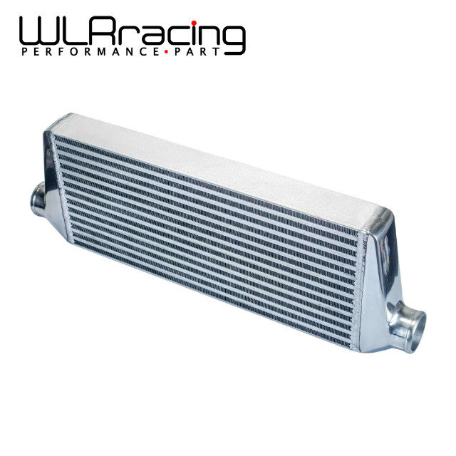 WLR RACING - 550*230*65mm Universal Turbo Intercooler bar&plate OD=2.5 Front Mount intercooler WLR-IN813-25