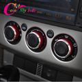 Aire Acondicionado Interruptor de Control de Calor perilla AC Perilla Para Ford Focus 2 MK2 3 MK3 Sedán Hatchback Para Mondeo auto accesorios
