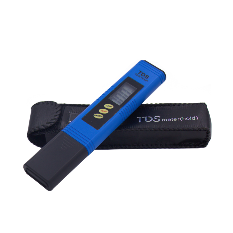 Portable Pen Portable Digital Water Meter Filter Measuring Water Quality Purity Tester TDS Meter  Titanium alloy probe 9% off tds3 temp ppm lcd digital tds meter tester filter pen water quality purity teater temp pen