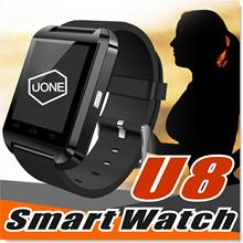 U8 Smart Watch Wrist Watches with Altimeter and motor for Android&ISO Bluetooth Android Mobile Phone