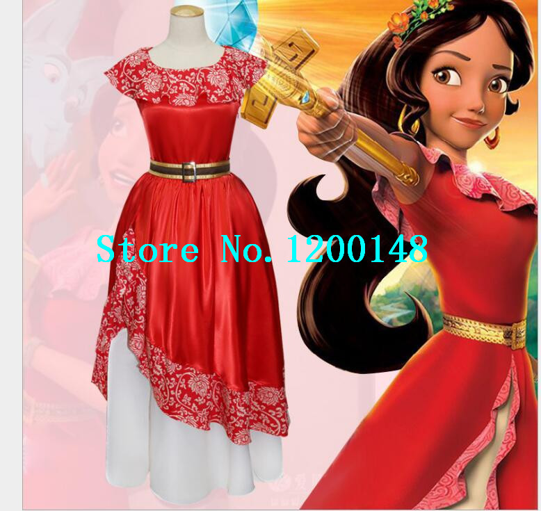 NEW!! Disney Elena of Avalor Child Wig