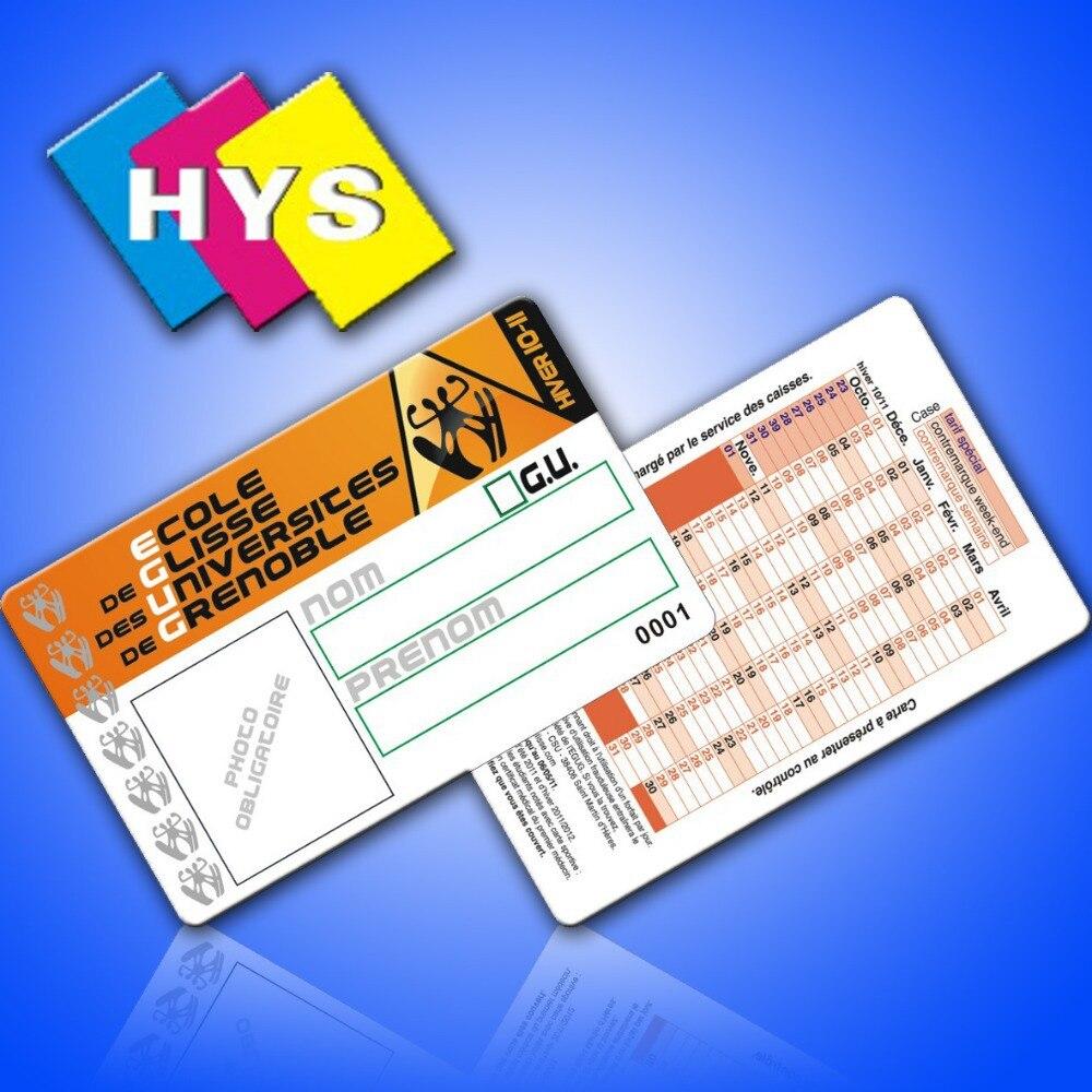 Tarjetas de visita e impresión de tarjetas inteligentes