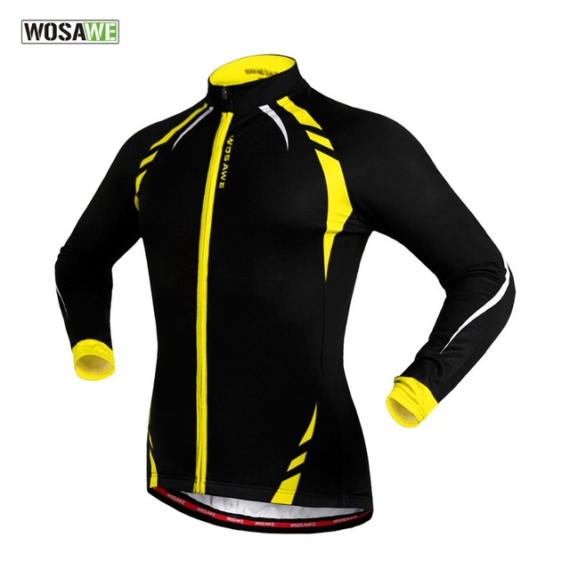 2018 NEW Thermal Cycling Jacket Men Women velo jacke Bicycle Cycle Jersey  Bike Fleece Tops ropa e1316a56d