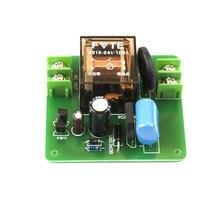 Amplificador profesional de clase A, placa eléctrica A prueba de golpes de alta potencia arranque suave con relé 100A