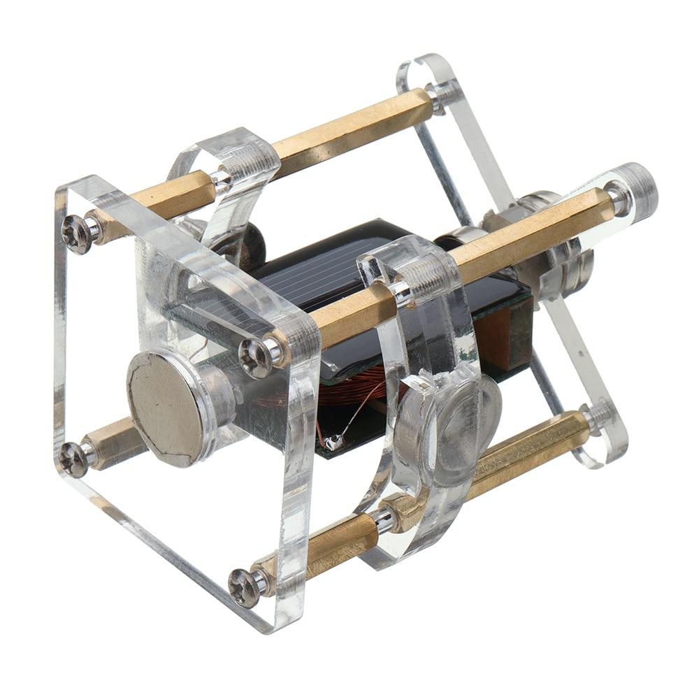 vertical alta mendocino motor solar levitacao magnetica brinquedo modelo educacional 04
