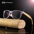 Bambú Marco de gafas de Sol de Madera con Lente Polarizada-Auténtico Natural 100% Natural Hecho A Mano De Bambú Pierna gafas de sol para Hombres Mujeres