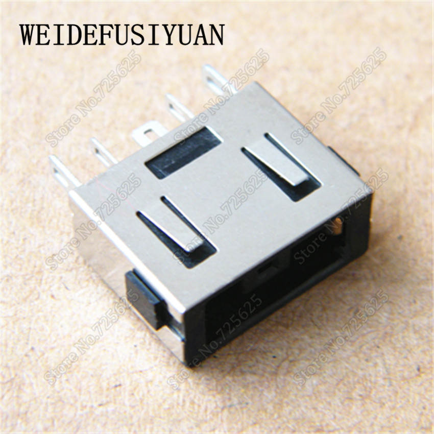 AC DC Jack Power Charging Port Connector Plug Socket for Lenovo B40 B50 G40 G50 Z40 Z50 Z41 Z51 Y50 Y70 E40 20pcs 5 5mm x 2 1mm round dc socket panel mounting power adapter dc power jack socket connector plug receptacle plastic