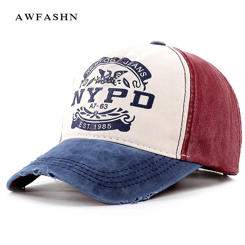 Unisex cap wholesale Cotton Wash Baseball Cap Vintage Casual Hat Snapback Truck New For Adult Adjustable Cap gorras Brand Fitted cotton baseball cap for women men 5 panel vintage letter casual dad hat washed adjustable baseball hat unisex type mx01